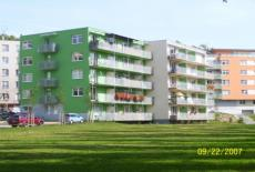 Bytové domy Pod Záho...